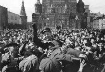 جنگ بزرگ میهنی در روسیه