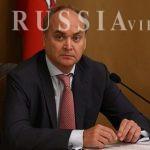 سفیر روسیه در آمریکا