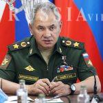 سرگی شویگو، وزیر دفاع روسیه
