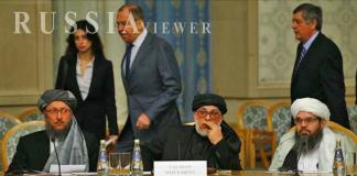 روسیه و طالبان
