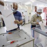انتخابات مجلس دومای روسیه