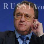 میخائیل بوگدانف، معاون وزیر خارجه روسیه