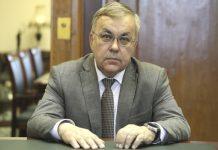 سرگی ورشینین، معاون وزیر خارجه روسیه