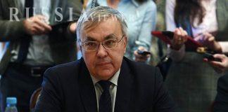 سرگی ورشینین، معاون وزیر امور خارجه روسیه