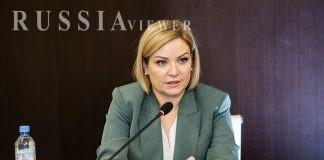 اولگا لیوبیمورا، وزیر فرهنگ فدراسیون روسیه