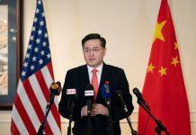 سفیر چین در آمریکا